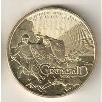 Польша 2 злотый 2010 Великие сражения - Грюнвальдская битва