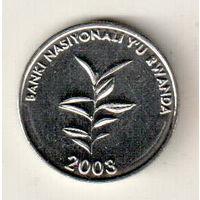 Руанда 20 франк 2003