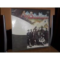 Лед Зеппелин - Led Zeppelin II, III 2LP - 1992