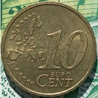 10 евроцентов 2002 G