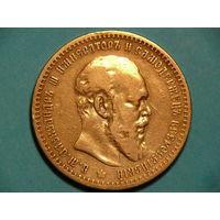 1 рубль 1891 АГ - портрет образца 1888 - 1891 серебро