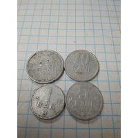 Монеты Молдавии.