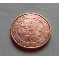 2 евроцента, Германия 2006 F