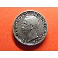 5 лир 1929R Италия КМ# 67.1 серебро