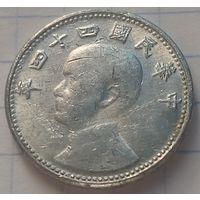 Тайвань 1 цзяо, 1955     ( 6-5-2 )