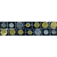 Украина, 7 монет