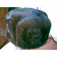 Шапки зимние (норковые, из куницы)