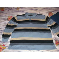 Пуловер мужской теплый хлопок фирма