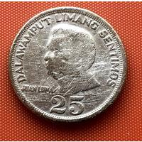 108-23 Филиппины, 25 сентимо 1974 г.