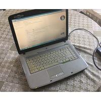 Acer Aspire 5720z с легким апгрейдом железа