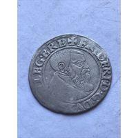 Грош Легницы - Брест 1532 г. - с 1 рубля.