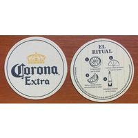 Подставка под пиво Corona No 2 /Мексика/