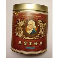 Футляр сигарет ASTOR / Waldorf-Astoria. Германия. / Веймарская республика./ретро/