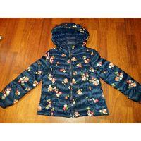 Куртка Zara 116-122 см