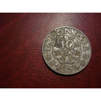 10 сен 1954 года Индонезия