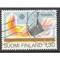 Финляндия Европа-Септ 1983 год промышленность