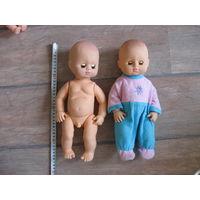 Кукла малышы 2шт