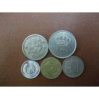 Пять монет/015 с рубля!
