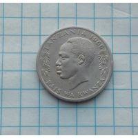 Танзания  50 сенти 1966. Кролик.