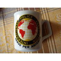 Кружка IPA (междунарадной полицейской ассоциации)