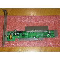 AGP to PCI adaper. (Установка старых AGP карт в новые PCI платы)