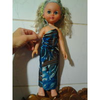 Кукла Алина. Современная.Говорящая.