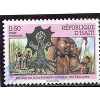 Гаити. 200 лет восстания рабов
