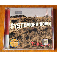 """System Of A Down """"Toxicity"""" (Audio CD - 2001)"""