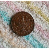 1 грош 1938 г. Польша