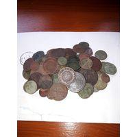 Монеты РИ. Сборный лот