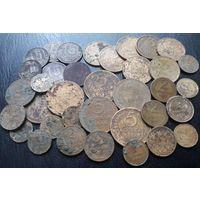 Монеты ссср до 61г, 38шт с рубля