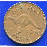 Австралия 1 пенни 1960
