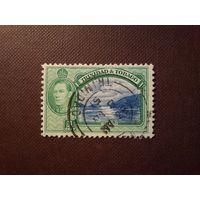 Тринидат и Тобаго 1938 г.Первый залив Бока.
