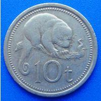 6582:  10 тойя 1975 Папуа Новая Гвинея