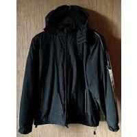 Куртка мужская с капюшоном зимняя COLAMBIA
