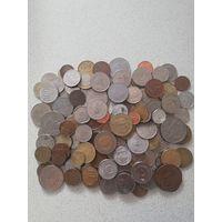 Монеты 123шт.