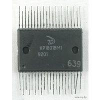 КР1801ВМ1 ( КР1801ВМ1А ) - 16-разрядный микропроцессор с системой команд PDP-11