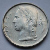 Бельгия, 1 франк 1970 г. 'BELGIE'