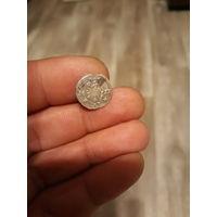 Тернарий гданьский 1613 года редкая монета