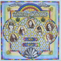 Lynyrd Skynyrd - Second Helping (1974, Audio CD, ремастер 1997 года)