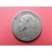 2 злотых 1934 Польша серебро