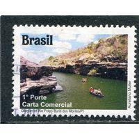 Бразилия. Рио Поти, туризм