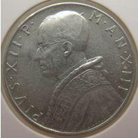 Ватикан 10 лир 1951 г. В холдере (gk)