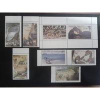 Абхазия Динозавры комплект