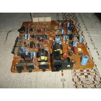 Плата радиотелефона PANASONIC KX-T4300H и плата к автоответчику