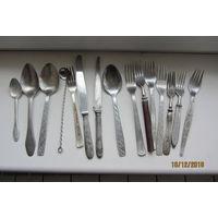 Вилки ,ложки и ножи