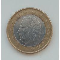 Бельгия 1 евро 1999