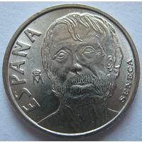 Испания 10 песет 1997 г. Сенека (g)