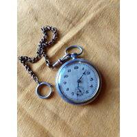 Часы карманные. Серебро.