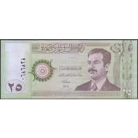 25 динаров 2001г. UNC